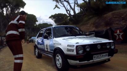 《DiRT Rally 2.0》PC 版本遊戲影片