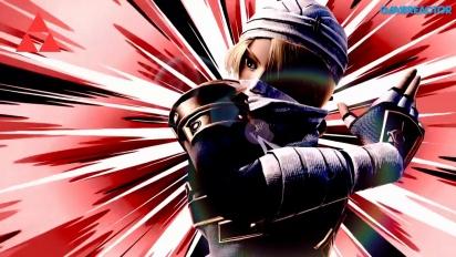 《任天堂明星大亂鬥 特別版》- Sheik vs Fox McCloud 業餘 Gameplay