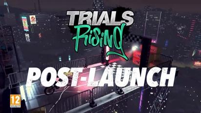Trials Rising - Post-Launch Trailer