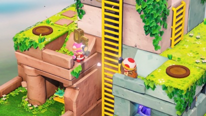 Captain Toad: Treasure Tracker - Special Episode DLC Launch Trailer