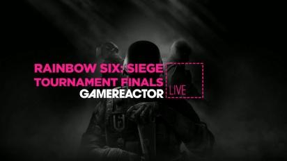 《虹彩六號:圍攻行動》- PS4 錦標賽決賽直播重播