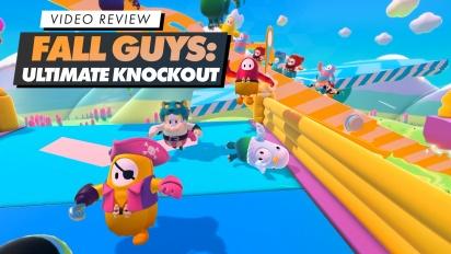《Fall Guys:終極淘汰賽》- 評論影片