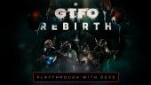 《GTFO》- 跟開發人員一起 Rebirth Rundown 完整環節