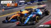 《F1 2021》- 評論影片
