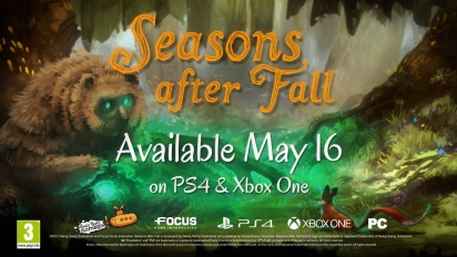 Seasons After Fall - Console Teaser