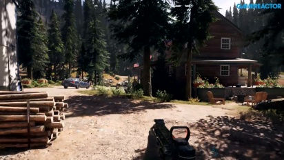 《極地戰嚎 5》- 賀克 Gameplay