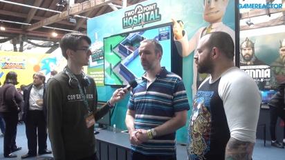 《二點醫院》- Ben Huskins 與 Chris Knott 訪談