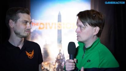 《全境封鎖2》- Mathias Karlson 訪談