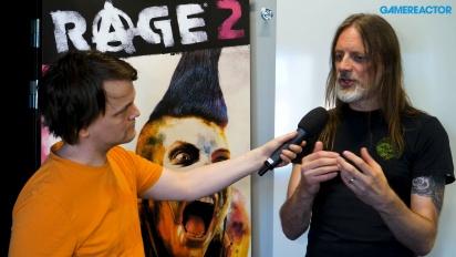 《狂怒煉獄2》- Magnus Nedfors  訪談