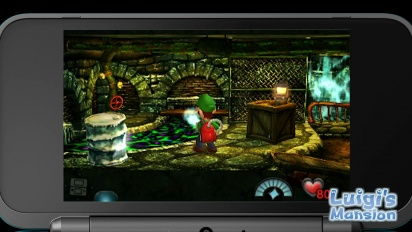 Luigi's Mansion - Face Your Fears Trailer