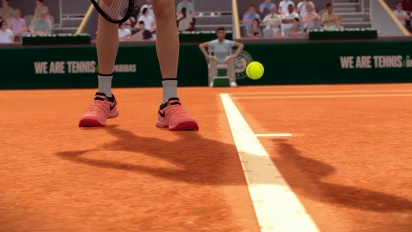 Tennis World Tour: Roland-Garros Edition - Launch Trailer
