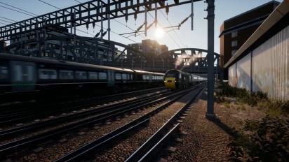 Train Sim World 2020 - Announce Trailer