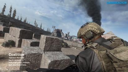 《決勝時刻:現代戰爭》- Ground War 多人模式 Gameplay