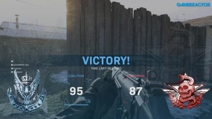 《決勝時刻:現代戰爭》- Arklov Peak 團隊死鬥對戰 Gameplay