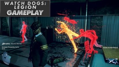 《看門狗:自由軍團》-  Gameplay #1