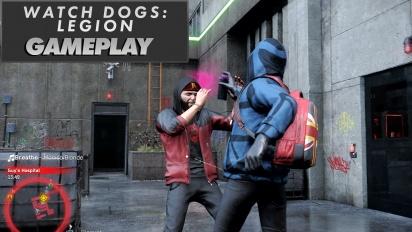 《看門狗:自由軍團》-  Gameplay #2