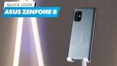 Asus Zenfone 8 - 快速查看