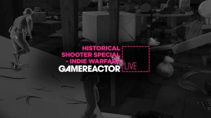 歷史上的射擊遊戲特輯 -  獨立戰爭 - 直播重播