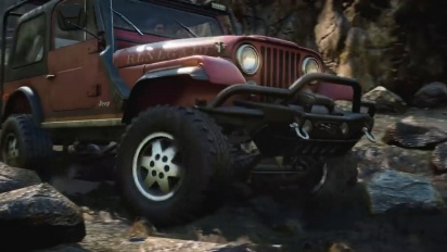 Snowunner - The Jeep Trailer