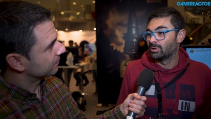 《瀆神》 - Mauricio García 與 Enrique Cabeza 專訪