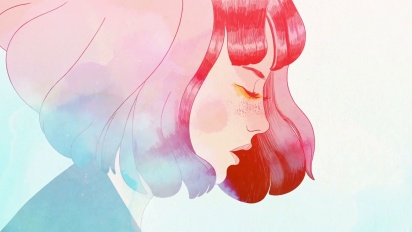 《GRIS》- 公告預告片