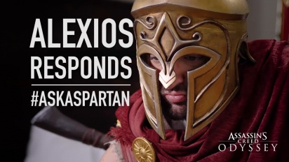 Assassin's Creed Odyssey - Spartan Responds to Online Comments