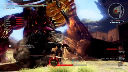 God Eater 3 - Multiplayer Mode Trailer