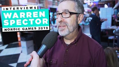 北歐遊戲展 2019 - Warren Spector 訪談