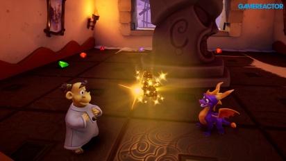 《寶貝龍 Spyro the Dragon:重燃三部曲》- Colossus Gameplay (PC)