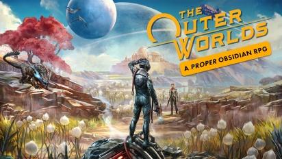 《外圍世界》- 恰到好處的一款RPG(贊助#1)