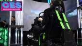 CES20 - 雷蛇方程式賽車模擬器 訪談