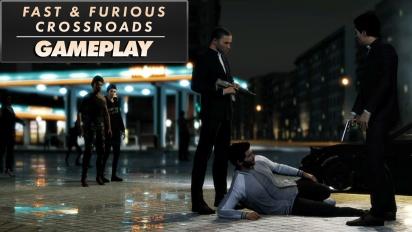 《玩命關頭:十字路口》- Gameplay
