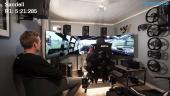 Gamereactor 挑戰 JRWC 世界冠軍在《大地長征:拉力賽2.0》裡面比一場