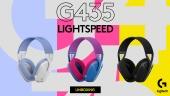 開箱:Logitech G435 LIGHTSPEED  無線遊戲耳機