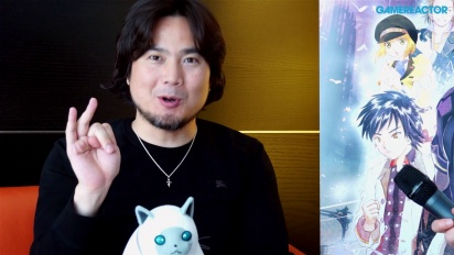 Tales of Xillia 2 - Hideo Baba Interview