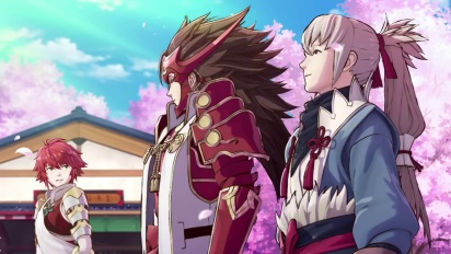 Fire Emblem Fates - US Launch Trailer