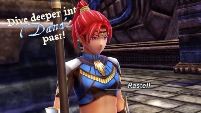 Ys VIII: Lacrimosa of DANA - Exclusive Content Trailer (PS4, Steam)