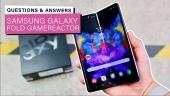 三星 Galaxy Fold 折疊螢幕手機- Gamereactor 問答集