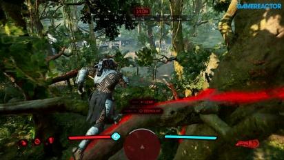 《終極戰士:狩獵戰場》- 獵人 Gameplay