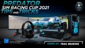Acer Predator Sim Racing Cup -  Predator 模擬賽車盃 2021 - #3: 帶煞入彎