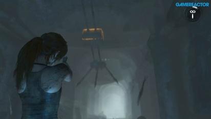 Rise of the Tomb Raider - Xbox One X 4K Native Gameplay (1080p)