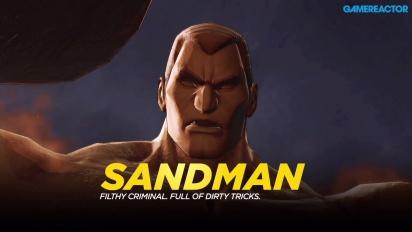 《漫威英雄:終極聯盟3》- 與沙人格鬥 Gameplay