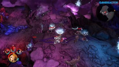 《漫威英雄:終極聯盟3》- 黑暗維度 Gameplay