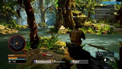 《終極戰士:狩獵戰場》- Fireteam Gameplay