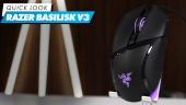 Razer Basilisk V3 - 快速查看