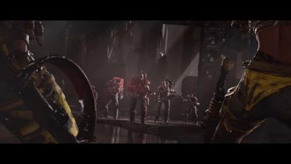 Necromunda - Underhive Wars - Teaser Trailer