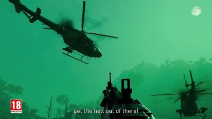 《極地戰嚎 5》- 發布後宣傳影片
