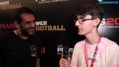 《實況足球 2019》-  Adam Bhatti  訪談