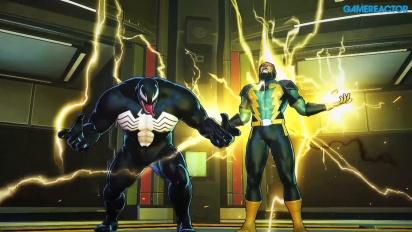 《漫威英雄:終極聯盟3》- 猛毒與電光人 Gameplay
