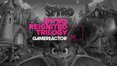 《寶貝龍 Spyro the Dragon:重燃三部曲》- 直播重播 (Switch)